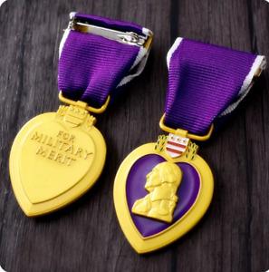 Purple Heart Medaille Orden USA