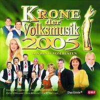 Krone der Volksmusik 2005-Das Beste vom Besten Gemeinsam, De Randfichte.. [2 CD]