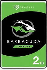 Seagate BarraCuda Mobile Hard Drive 2TB SATA 6Gb/s 128MB
