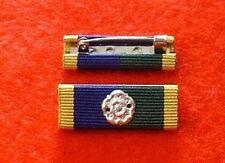 Territorial Efficiency Long Service Medal Ribbon Pin