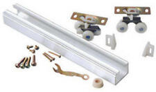 "L E Johnson 100721DR 72"" HD  Aluminum Single Pocket Door Track Hardware Kit"