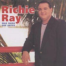 Mas Duro Que Antes by Ricardo Ray (CD, Aug-1998, T.H. Rodven)