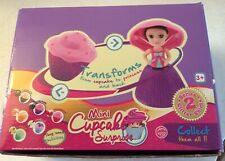 MINI CUPCAKE SURPRISE SERIES 2 FULL BOX (24) WITH 2 COMPLETE SETS