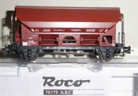 Roco 76179 H0 from Set Swinging Roof Wagon Tds, Sncb Belgium Epoch 4, New, 900-5
