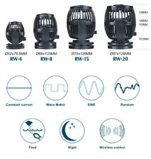 More details for jebao wave maker rw4 rw8 rw15 rw20 with marine reef synchronised controller