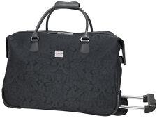 """Ricardo Beverly Hills Imperial 20"""" 2W City Bag Duffel Bag Luggage - Black"""