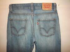 """LEVIS 512 bootcut fit Jeans W32"""" L28"""" (ORIGINAL) 871"""