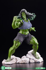 KOTOBUKIYA Marvel She-hulk ARTFX 1/10th Scale Premier PVC Statue