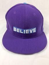 "Justin Bieber Hat / Cap ""BELIEVE"" Snapback"