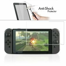 Nintendo Switch Full Coverage HD Clear Film Anti-Shock Switch Screen Protector