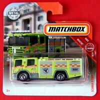MATCHBOX 2019    SCANIA P 360    46/100   NEU&OVP