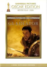 GLADIATOR, Extended Edition (Russell Crowe, Joaquin Phoenix) 2 DVDs