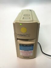 BROTHER P-TOUCH PC PROFESSIONAL LABELING SYSTEM PT-PC