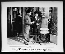 CHARLIE CHAN A PARIS 11 Photos Détective Chinois Mary Brian Film Fox 1935