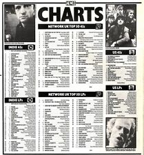21/9/91 Pgn56 NME CHARTS : BRYAN ADMAS WAS NO.1