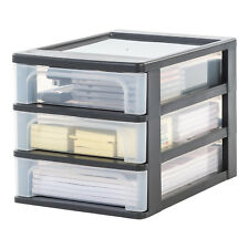 Cassetti In Plastica Componibili.Cassettiere Trasparente In Plastica Acquisti Online Su Ebay