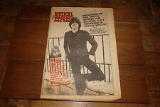 NME 30 JUL 1977 NICK LOWE JOY DIVISION THE JAM SEX PISTOLS KISS LOVE GUN