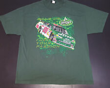 Dale Earnhardt Jr. Amp Energy Drink Racing tshirt men's XXL Nascar