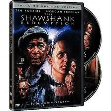 Shawshank Redemption  DVD Tim Robbins, Morgan Freeman, Bob Gunton, William Sadle