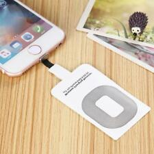 Portable Qi Wireless Charger Adapter Charging Receiver For iPhone 5/5s/6/6s/7