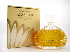 Azzaro 9 for Women by Loris Azzaro Eau de Toilette Splash 3.4 - Rare Vintage