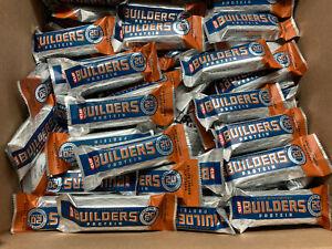 60 Clif Builders Mini Bars (Choc Peanut Butter |10g Protein |1.2 oz | Exp 11/20