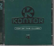 Various – Kontor - Top Of The Clubs Volume 4   (2 CD )