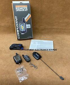 NEW Firstech / Compustar RF-2W803-SS LCD 2-Way Remote Start Key-Fob Kit