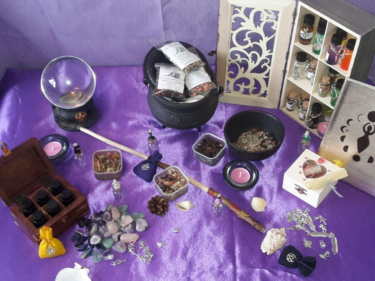 Witchcraft Store