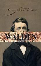 Walden, Or; A Life in the Woods by Thoreau, Henry David -Paperback
