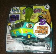 New Scooby Doo And The Mystery Of The  Castle Plug &Play Game 2004 Jakks Pacific