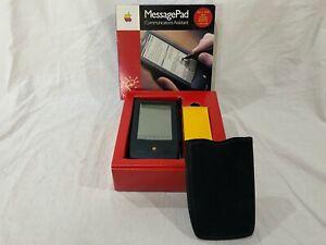 Original Apple Newton Messagepad 100 (1993) - Original Box