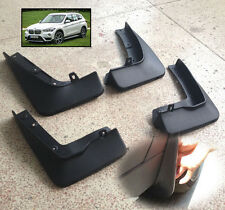 Fit for bmw X1 F48 2016 2017 moulé fender mud flap splash guard garde-boue