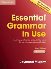 Essential Grammar in Use with Answers : A Self-Study Reference and Practice Book