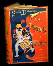 [Cartonnage SOUZE] DELORME (Sixte) - Le Tambour de Wattignies.