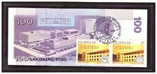 2011 PHILIPPINES 100 peso 100 Yrs UP College of Law  Commemorative + 1st Stamp