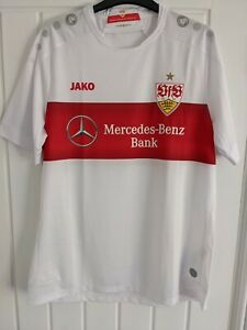 VfB Stuttgart 2019-20 Home Shirt as worn in bundesliga 2, new and unworn, Large.