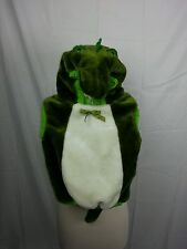 Children's Alligator Gators Halloween Costume pull-over style 12 - 24 Mos EUC