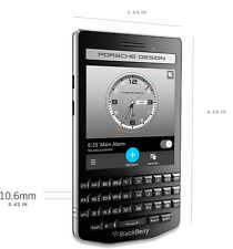 NEW UNLOCKED BlackBerry PORSCHE DESIGN P9983 GSM Smartphone 64GB 4G LTE QWERTY