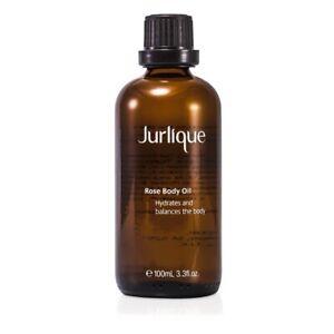NEW Jurlique Rose Body Oil 100ml Womens Skin Care