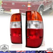 For 1998-2002 Ford Ranger Thunder UTE PE Pickup Left and Right Tail Lamp Light