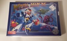 Megaman x 30th anniversary super nintendo snes Capcom