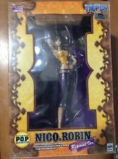 New Megahouse Portrait POP One Piece NEO5 Nico Robin Repaint 1:8 Limited Edition