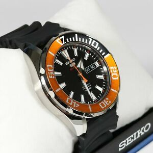 Seiko 5 Sports Automatic 24-Jewel Men's Watch SRPC59K1