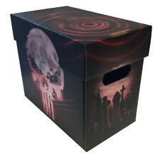 PUNISHER DAREDEVIL Art Comic Book Short Storage Box - Devil's Punishment