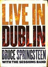 Bruce Springsteen with the Sessions Band - Live in Dublin (DVD, 2007) sealed