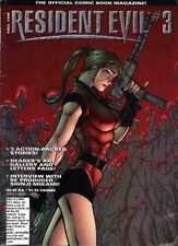 Resident Evil Official Comic Book Magazine #3 [Single Issue Magazine]  -COM-125
