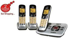 Uniden DECT 3135+2 Premium DECT Digital Cordless Phone - Works During Blackouts