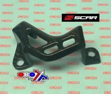 New Scar Carbon Fibre Rear Caliper Guard CR CRF R RX X 125 150 250 450 MX Enduro