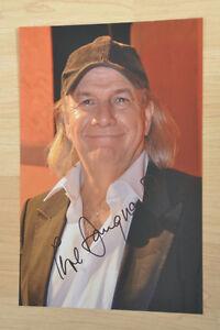 ORIGINAL Autogramm von Pepe Danquart. pers. gesammelt. 20x30 Foto. 100 % Echt